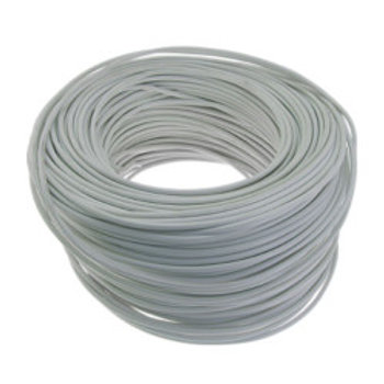8 Core Cable 100m White/Brown