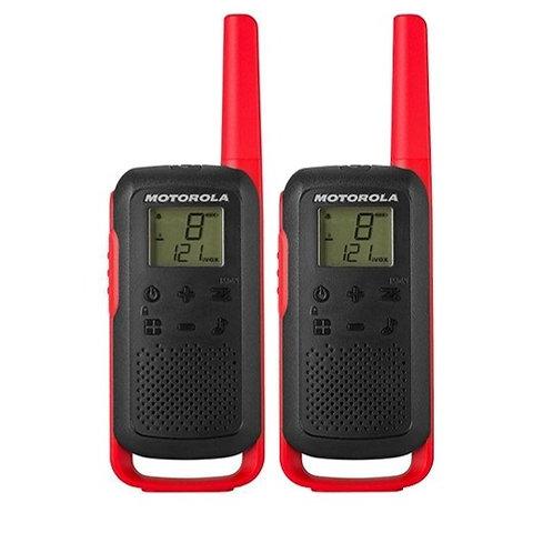 Motorola Talkabout T62 TWIN PACK
