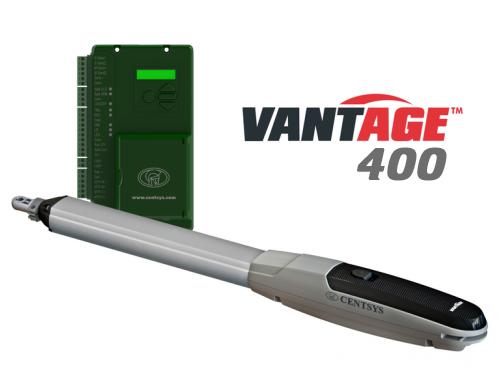 Centurion Vantage 400 Single Swing gate motor kit