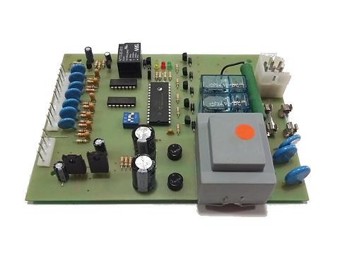 Hansa Delux 2 PCB