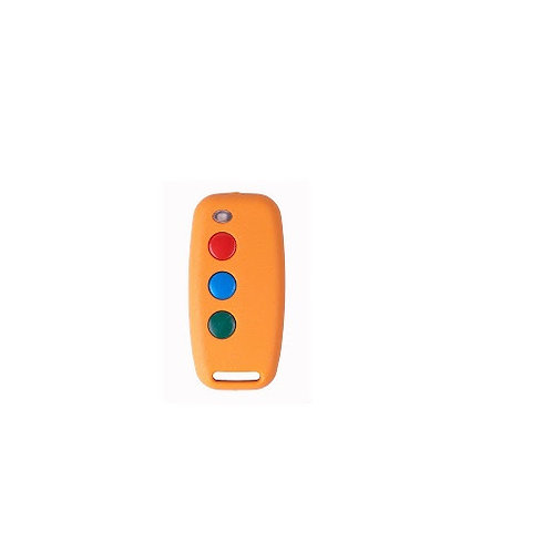 Sentry Binary 3 Button Remote Transmitter 433MHz