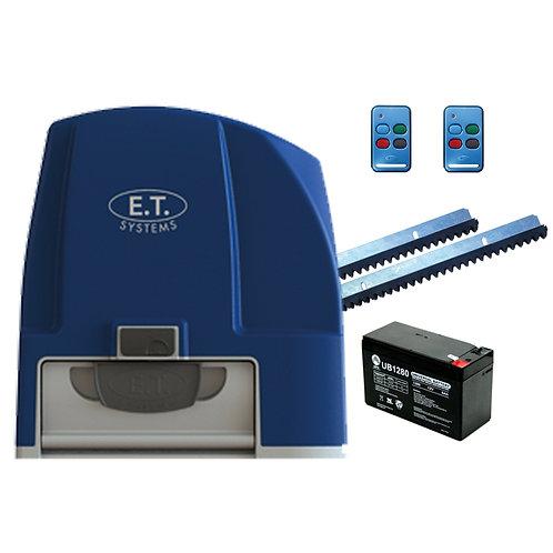 ET Drive 1000 Sliding Gate Motor kit