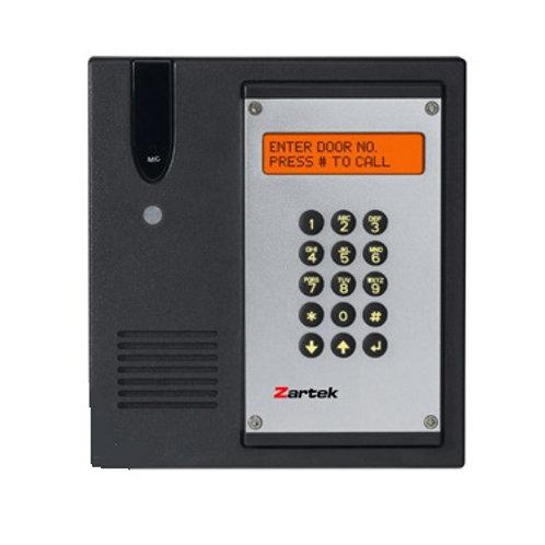 Zartek Wireless Intercom Gate Station ZA-611