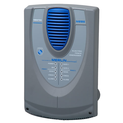 Nemtek MERLIN Energizer 8 Joule M28S Dual Zone