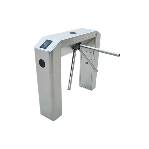 ZK TS2022 Stainless Steel Drop Arm Turnstile