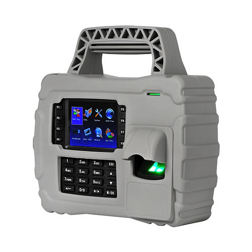 ZKTeco S922 Time And Attendance Rugged Portable Outdoor – WiFi
