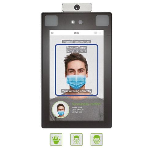 ZKTeco ProFaceXTD Multi-Biometric - FA & PA - Temp Detection