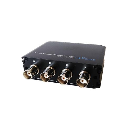 4 Channel HD Video Passive UTP Balun