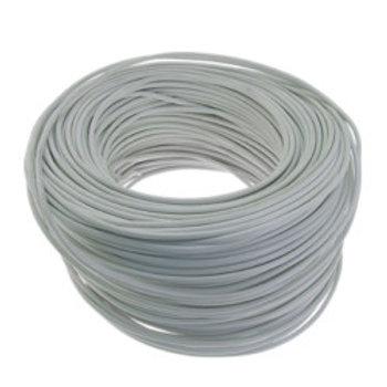 4 Core Cable 100m White