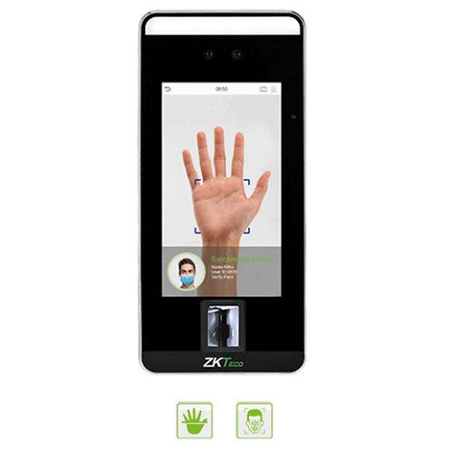 ZKTeco SpeedFaceV5LP Multi-Biometric Reader - Face, Palm & Fingerprint