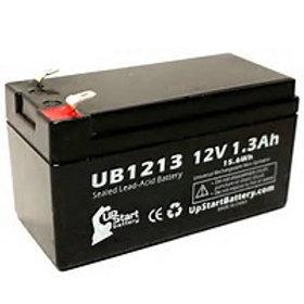 Battery 12V 1.3AH