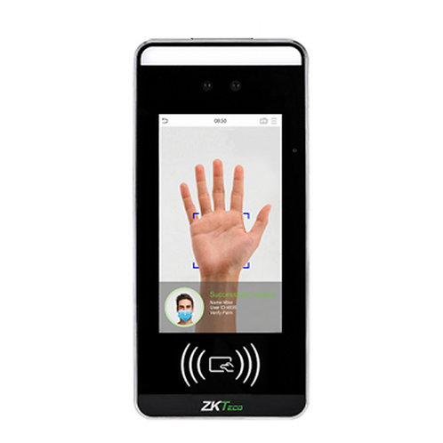 ZKTeco SpeedFaceRFID Multi-Biometric Reader - Face & Palm