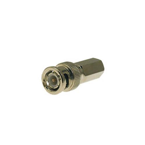 BNC Plug Screw Fixing