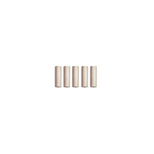 Ferrules 6mm Aluminium (100)