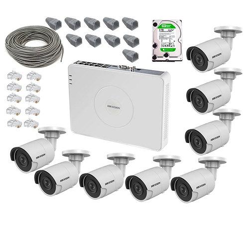 Hikvision 8 Channel IP Kit