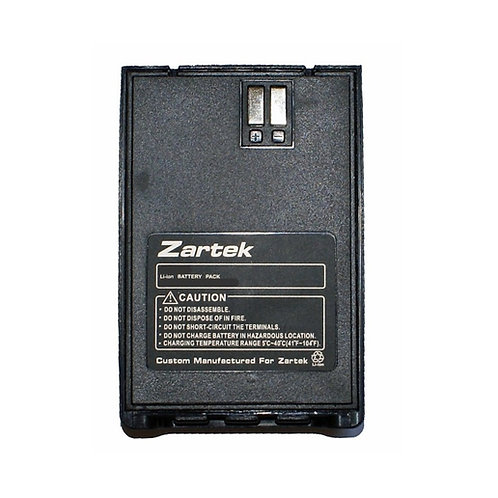 Zartek ZA-758 Spare Battery