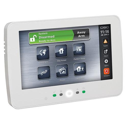 DSC Power Series NEO HS2TCH Keypad- Touch Screen Keypad
