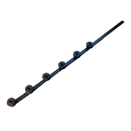 Flat Bar 6 Line Bracket