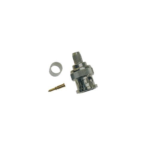 BNC Crimp Plug 6mm