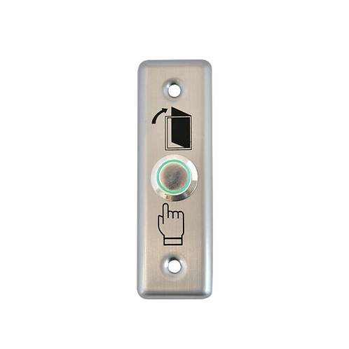 Securi-Prod Slim-Line Button with Illumination