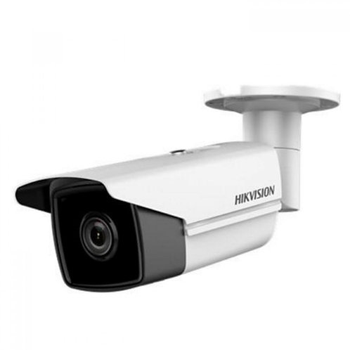 Hikvision 4 MP Powered-by-DarkFighter Fixed Bullet Network Camera