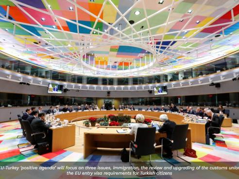 Turkey, the EU and the 'positive agenda'