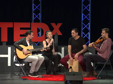 Sounds of Cyprus – Using Music to Bridge Intercultural Relations | Peter Douskalis | TEDxHerndon