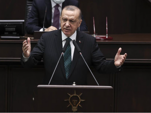 Turkey singles out two-state formula to resolve Cyprus problem