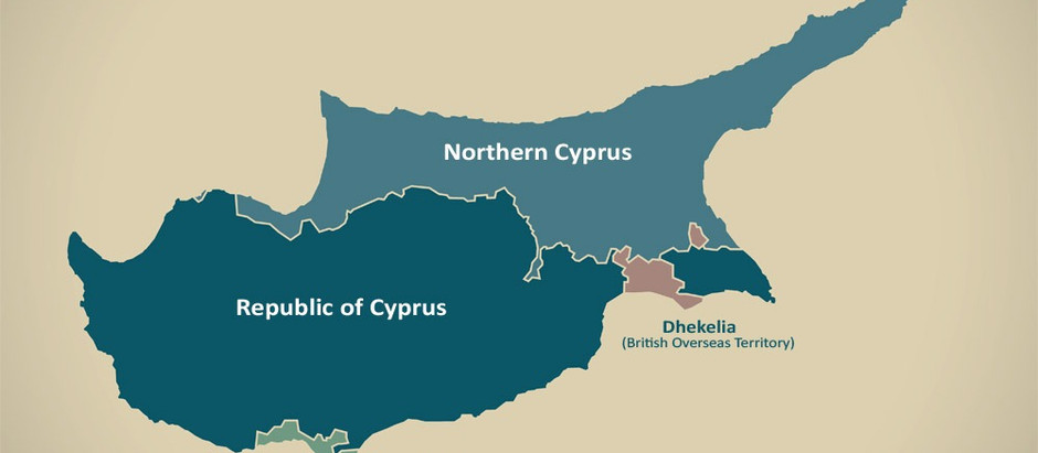 The British plan for Cyprus