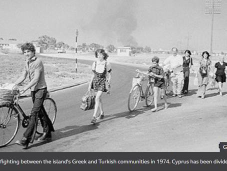 Cyprus profile - Timeline