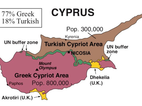 The Cyprus Problem: Why Solve a Comfortable Conflict?