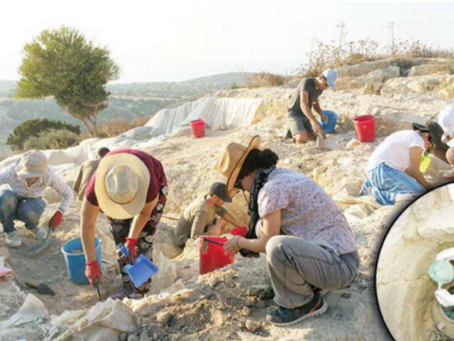 3,200-year-old artifacts unearthed in North Cyprus