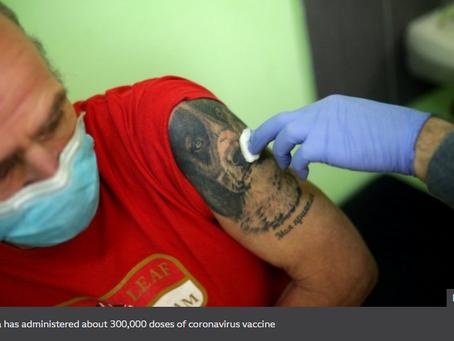 Covid vaccinations: No reason to stop using AstraZeneca jab, says WHO