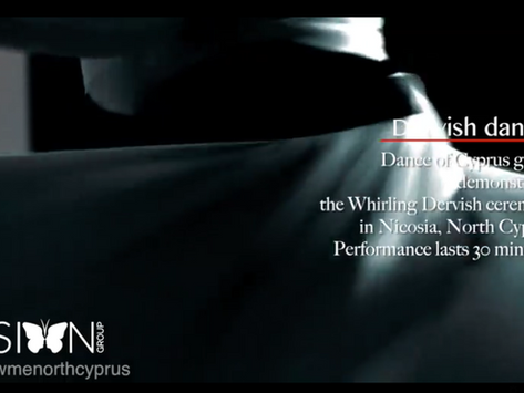 Beautiful experience of whirling Dervish