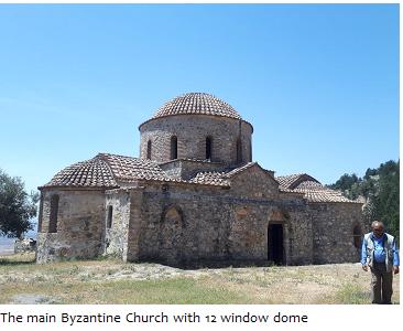 Panayia Absinthiotissa (or Apsinthiotissa) Monastery