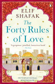 The Forty Rules of LovePaperback – 2 April 2015