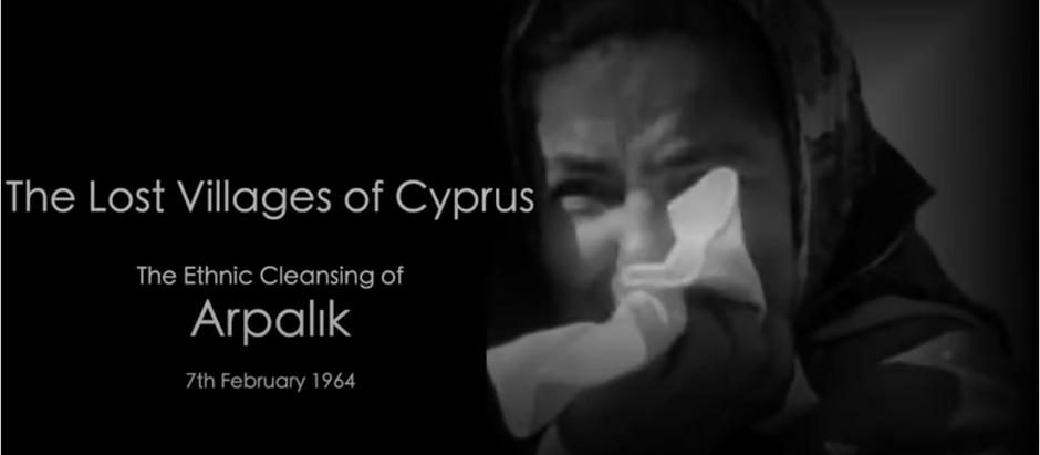 The Lost Villages of Cyprus - Arpalık (Agios Sozomenos)