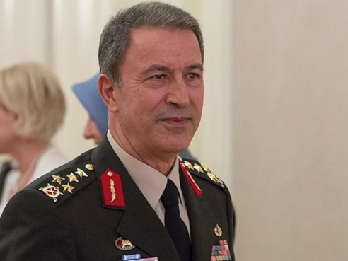 Hulusi Akar: Turkish army presence in Cyprus must be assessed in the context of international law