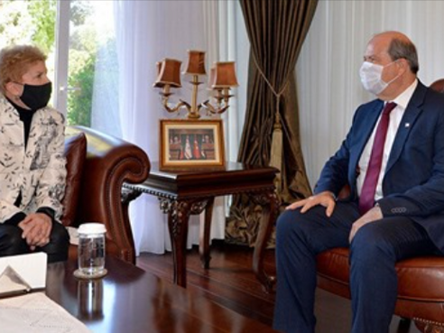 UN special envoy begins preparatory work in Nicosia on Geneva talks on Cyprus