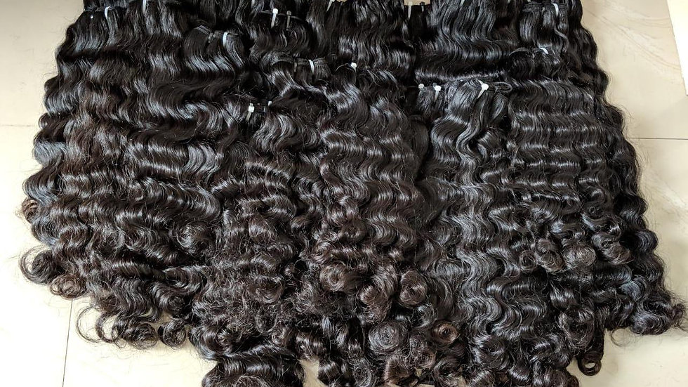Raw IndianCurly