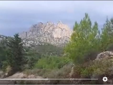 Besparmak Mountains Walk