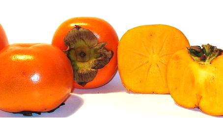 Persimmon or Sharon Fruit (Cennet Meyvesi)