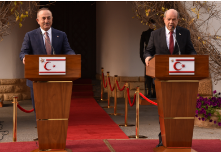 "President Tatar: ""TRNC and Turkey in complete consensus for the Cyprus Summit"""