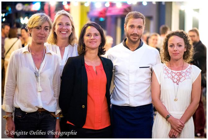 Inaugurations rue de Colmar !