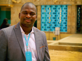 Building to Withstand Crises: An Interview with Dr. Amadou Beydi Cissé