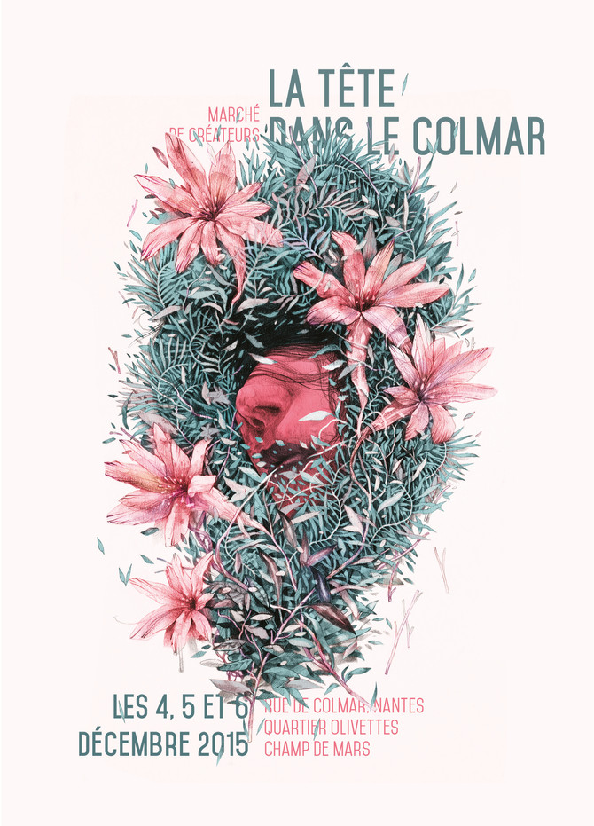 La tête dans le Colmar, 4, 5 et 6 décembre