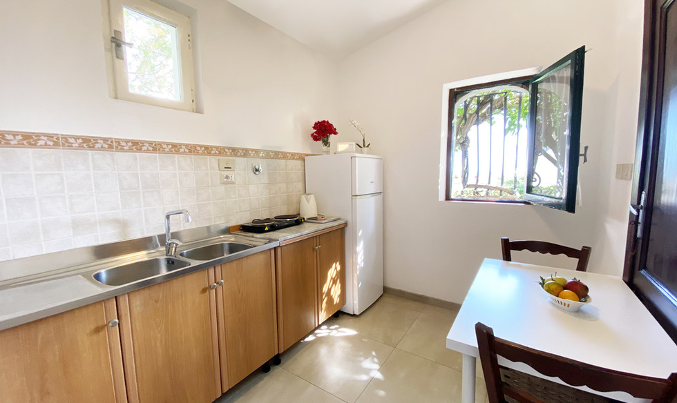 Studio Apartment / Kitchen - Residence Terra Rossa