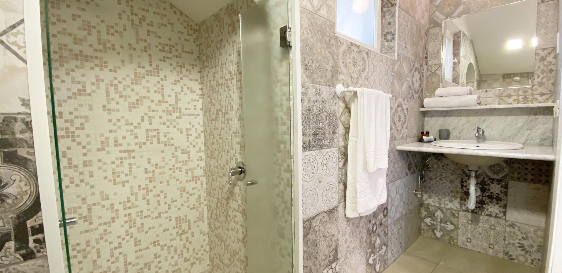 Studio Apartment / Bathroom - Residence Terra Rossa