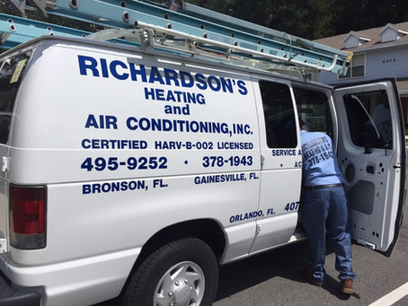 Richardson's Heating and Air