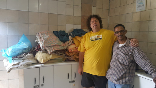 George Night Shelter Donations for Men